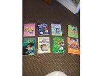 HORRID HENRY BOOKS £2.50 EACH