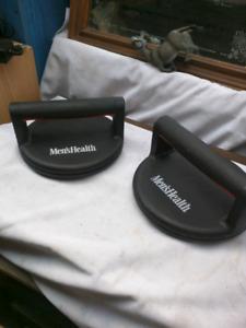 Pair of push-up handles