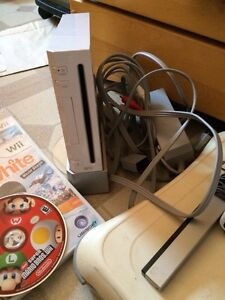 Nintendo Wii with extras - PPU