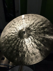 "Sabian Artisan 22"" Light Ride (lightly used)"