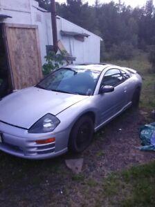 2001 Mitsubishi Eclipse GT V6