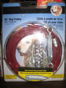 Dog Trolley Cable Kit
