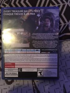 Uncharted 4 came with PS4 traid for watch dogs 2 Kitchener / Waterloo Kitchener Area image 2