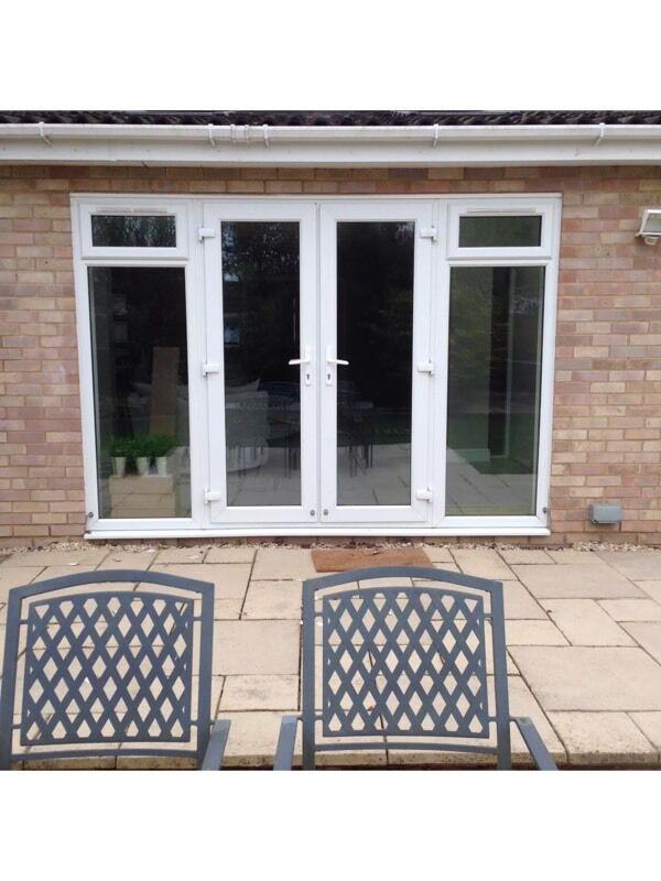 French doors and side windows in buy sale and trade ads for French doors with windows either side