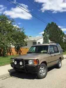 1995 Land Rover Discovery 1 SUV, Crossover