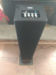 CRAIG  TOWER STEREO SYSTEM WITH FM and BLUETOOTH