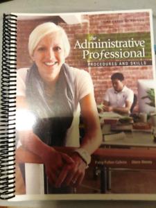 Administrative Professional Procedures and Skills