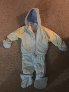 Infant winter outfit (size 24 month old)