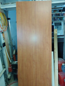 "2 - 30"" x 80"" pre-finished doors"