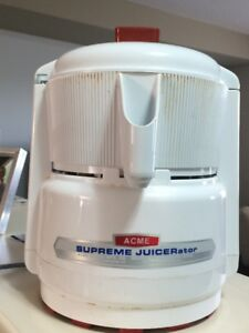 Acme Deluxe Juicer for Sale