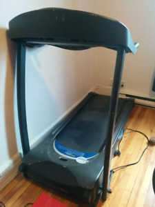 T51 horizon fitness 1.75hp tapis roulant course treadmill