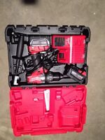 Milwaukee hammer drill for sale