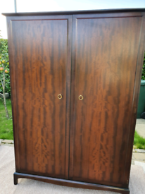 Stag Minstral Double Wardrobe