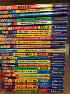 Used. Archie comics double digest