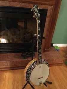 Vintage- Martin Sigma Banjo (5 string)