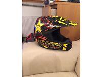 Rockstar 2014 atom Helmet Large
