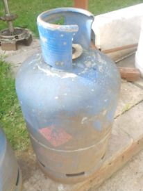 Barbecue gas, Full 15kg Calor Butane cylinder