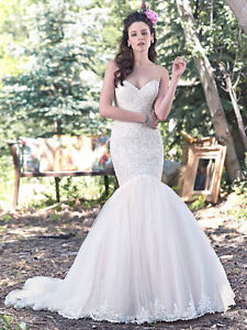Maggie Sottero Lansing Wedding Dress- SIZE 4