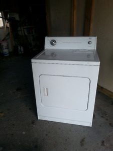 KENMORE EXTRA CAPACITY GAS DRYER