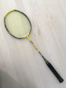 Selling a Badminton Racket