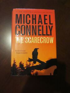 The scarecrow de Michael Connelly.