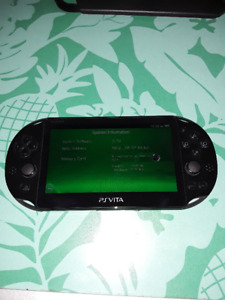 PS Vita, 4 Games, 8gb Memory W/ Hardcase For Sale $160