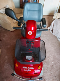 Mayfair freerider mobility scooter spares or repair