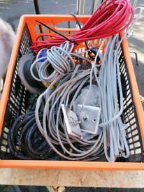 Electric stuff Inc speaker wire