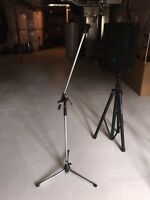 stand microphone stand piano