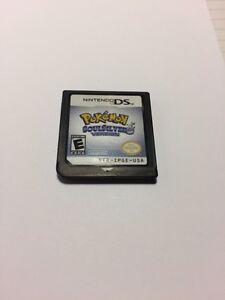 Pokémon soul silver authentic Nintendo DS game
