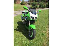 Kawasaki zx9r b4
