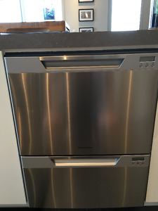 Lave vaisselle Fisher & Paykel