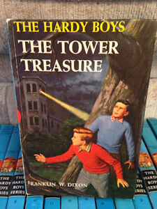 """The Hardy Boys"" Hardcover Books"
