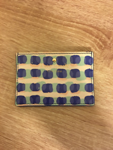 Kate Spade Stamp Dot Card Holder