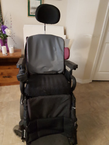 Invacare Motorized Adult Wheelchair