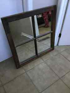 Mirror antique in wood great for a cottage Gatineau Ottawa / Gatineau Area image 1