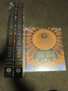 The Story of the Jews - Hardcover, New, Fully Sealed - $8.00 ea. Kitchener / Waterloo Kitchener Area image 9