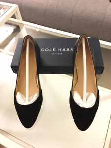 NEW COLE HAAN Leather Flats