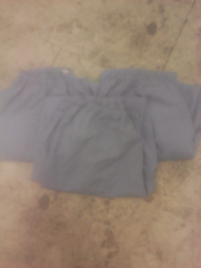 Real deal hospital pants three pairs first $25