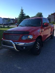 Ford f150 v8 triton 2000 4x4