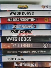 10 PlayStation 4 games