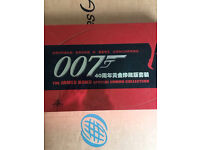 007 THE JAMES BOND SPECIAL EDITION COLLECTION