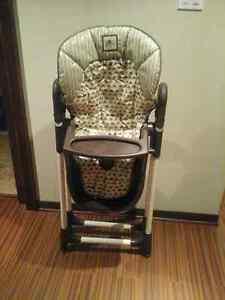 chaise haute Graco high chair West Island Greater Montréal image 3