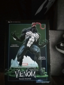 Diamond premier 1/6 statue venom (marvel)