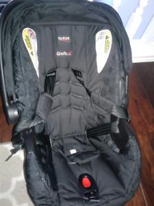 Britax B-safe 35 car seat + base