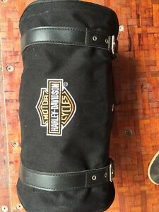 Brand New Never Used Harley Davidson Rollup Bag