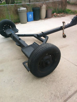 TRUCK, VAN, SUV, CAR   ( TOW DOLLY ) $45