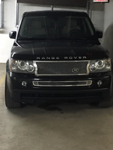 < 2008 Range Rover Sport Super Charged + Add Ons >
