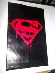 COMICS DEATH OF SUPERMAN AND RETURN FROM THE DEAD Strathcona County Edmonton Area image 2