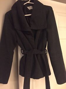 Dark grey Cosa Blanca coat/jacket size 8